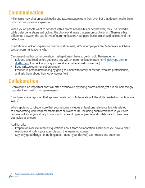 resume and professional development essay on personal development