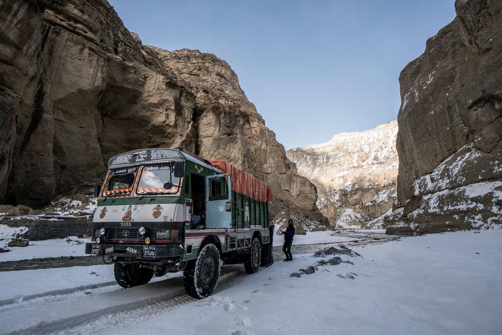 18 Mustang Truck Journey Stop