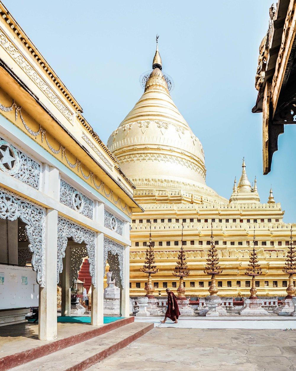 myanmar pagoda temple bagan travel photography 1