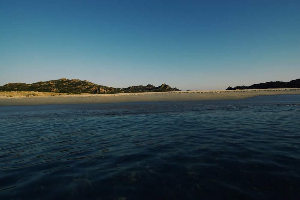 Berchida strand - Sardinië