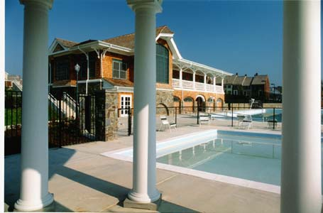 The Kentlands Community Center, Gaithersburg, MD_View from Gazebo.jpg