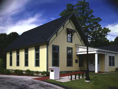 New Hartford Children's Library, New Hartford, CT_Children's Lbry Ext.jpg