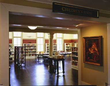 New Hartford Children's Library, New Hartford, CT_Children's Lbry Int.jpg