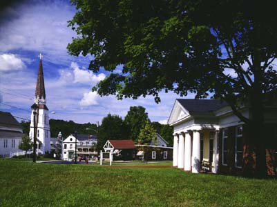 New Hartford Memorial Library, New Hartford, CT_Relation to Town.jpg