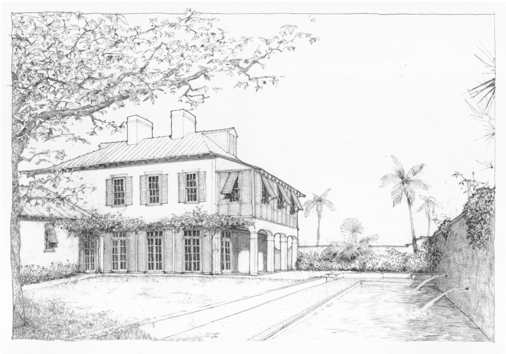 Vero_Beach.Florida.Beach_House.Windsor_Traditional_Neighborhood_Development_TND.Schafer_Residence.Robert_Orr_&_Associates.Architecture.Landscape_Architecture.New_Urbanism.Interior_Courtyard.jpg