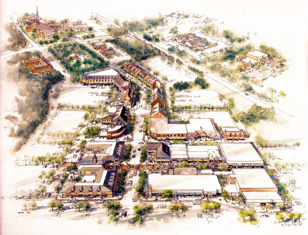 Mashpee_Massachusetts.Mashpee_Commons_TND.Robert_Orr_&_Associates.New_Urbanism.Mixed-Use.Shopping.Aerial_Rendering.jpg