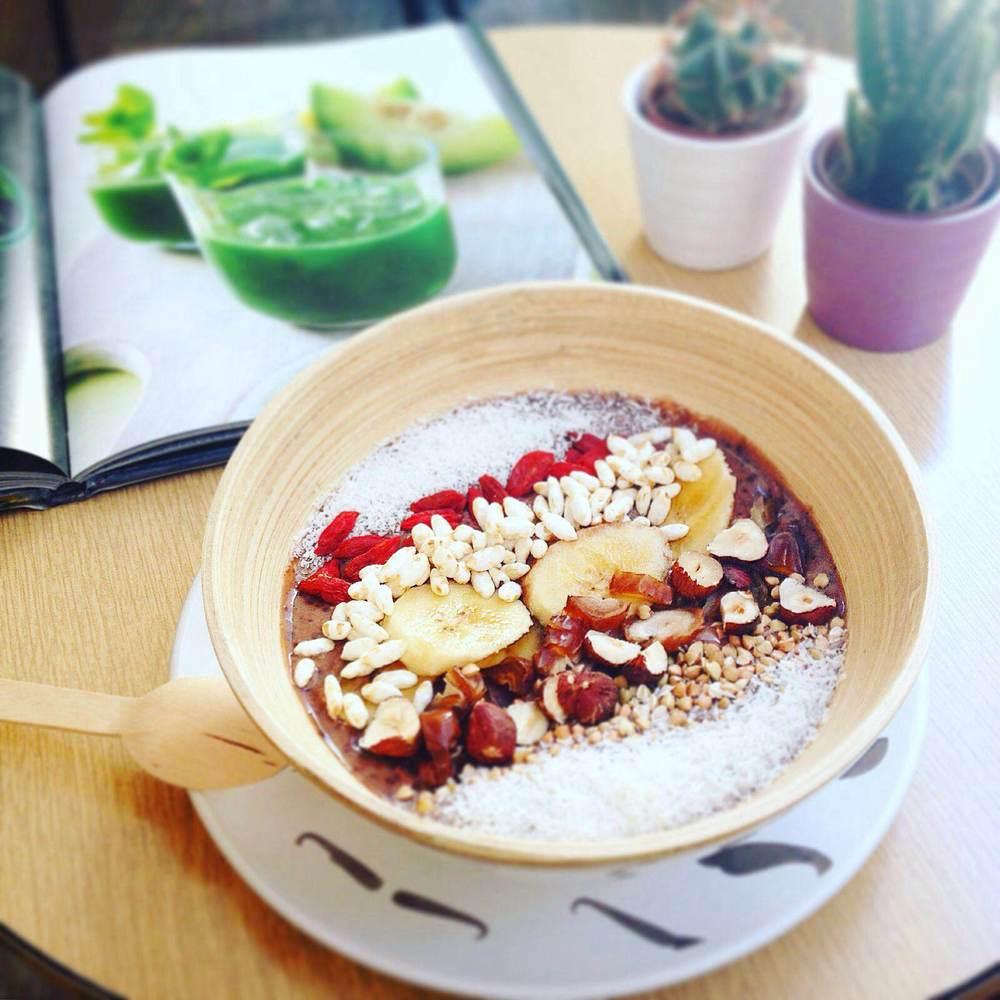 Moca Healthy Bowl
