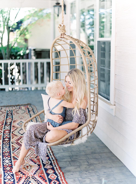 Central Valley California Motherhood Photographer Daphne Mae