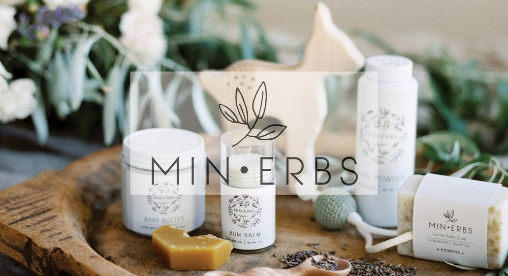 MinErbs, All Natural Baby Products