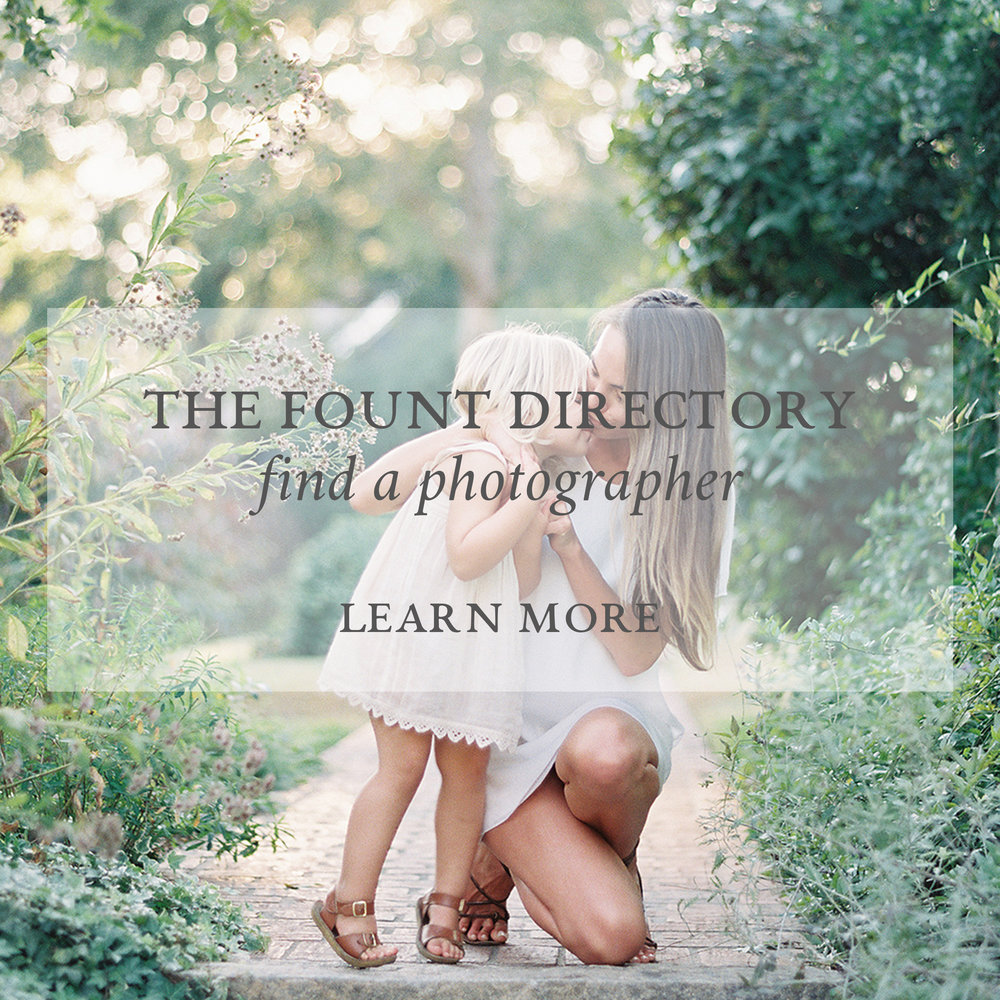 The Fount Directory, Find a Local Motherhood Photographer