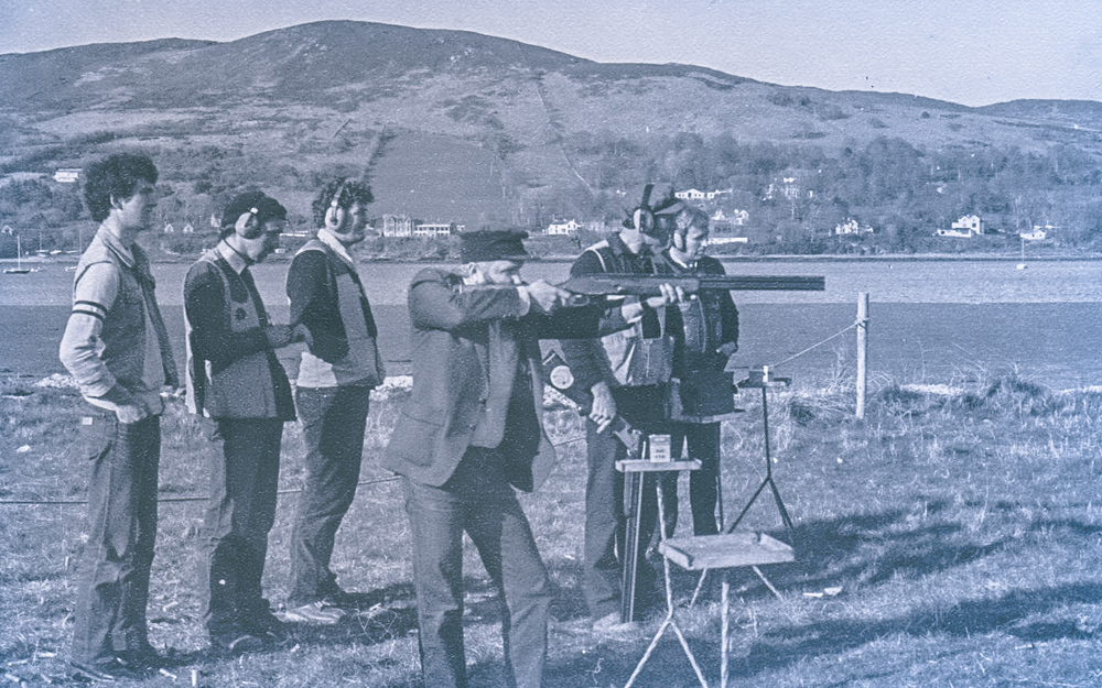 Inch Gun club Clay shoot  1984 no2.jpg
