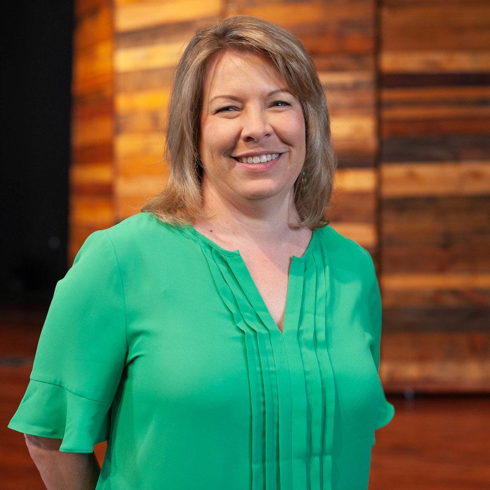 Mary Ellen Burum - Caring Ministries Coordinatormaryellen@argyleumc.org
