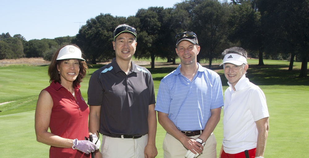 golf classic   September 21, 2015 at Stanford Golf Course
