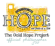 The Gold Hope Project is a non-profit organization that has tasked itself with providing portrait sessions for pediatric cancer patients and their families. If you know of a family that could benefit from these services please contact me, or go to http://goldhopeproject.com/