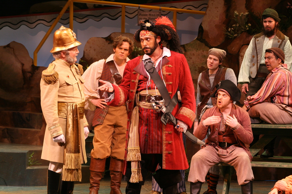 The Pirates of Penzance, Skylight Opera Theatre
