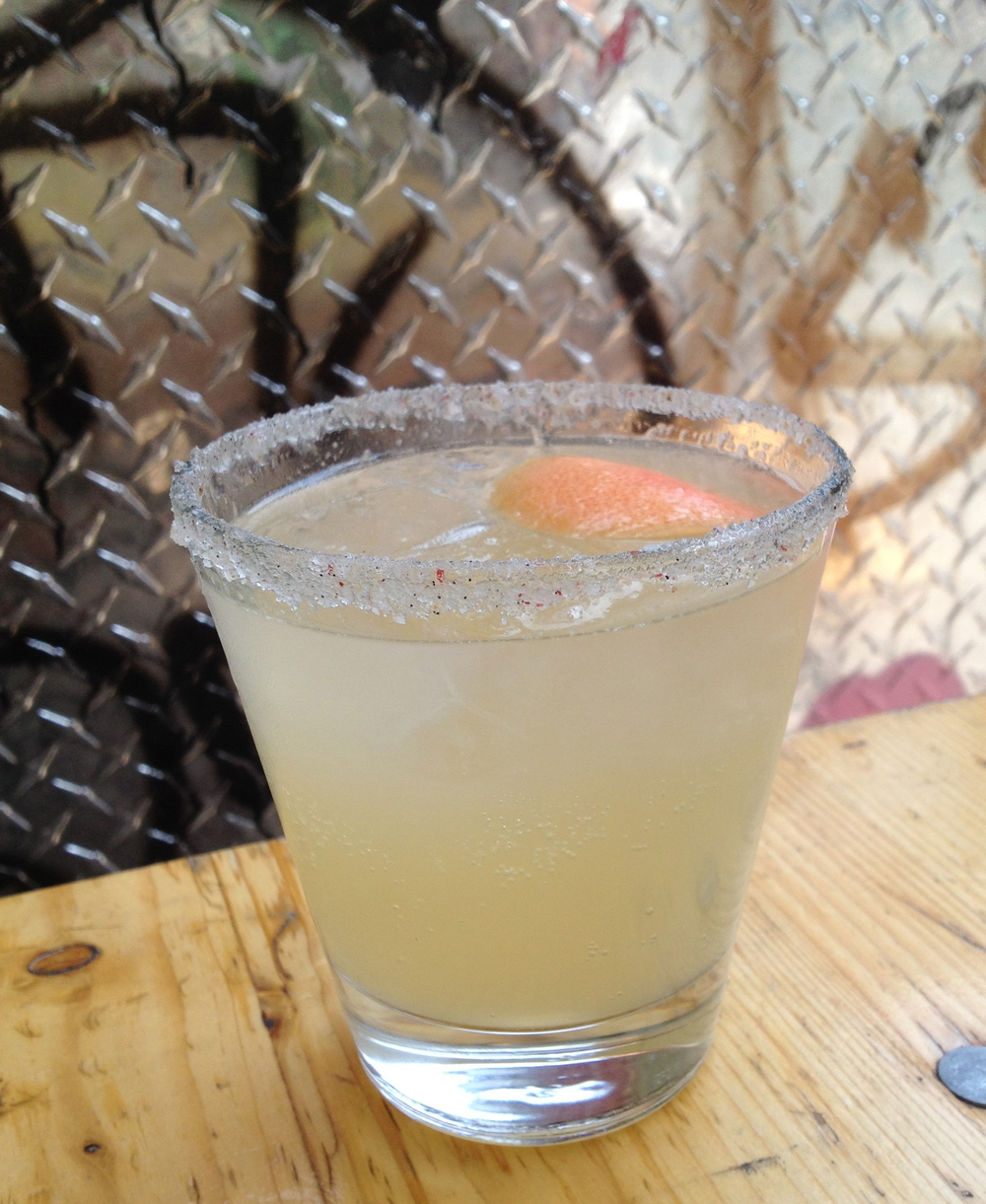 LA PALOMA AT MISSION CANTINA NYC