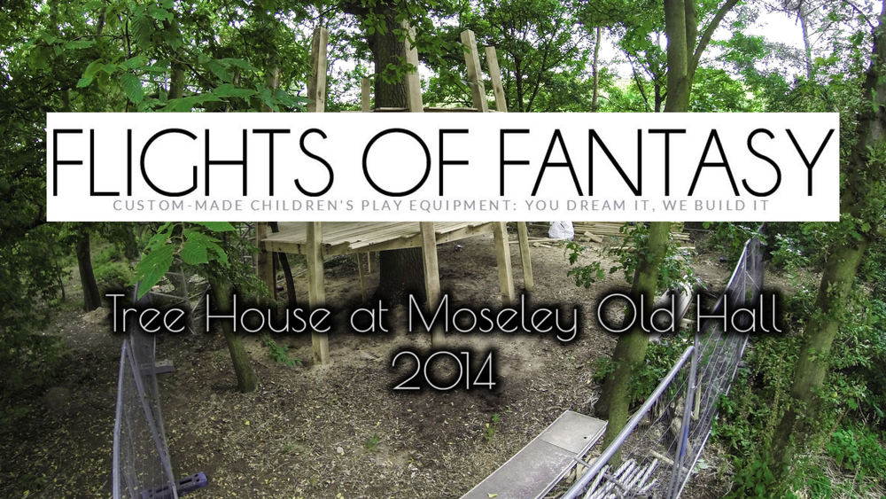 Moseley Old Hall Time Lapse Installation  Client - Flights of Fantasy Creative Play  Country - United Kingdom