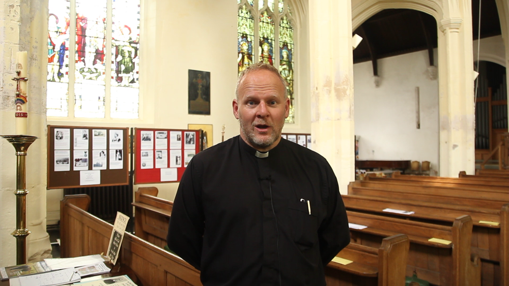 Informational video  Client - All Saints Church  Country - United Kingdom