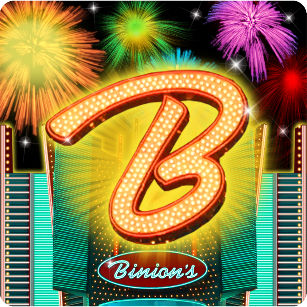 Binion's Casino - With Binion's Casino you can have the excitement of the famous Las Vegas casino right at home! Play Binion's Billions or Cowgirl Up!, each with a progressive starting at 1 Billion coins! PLUS, you can collect Silver Hats for real PRIZES! Join the slots party with fun machines and amazing bonus games created by professional Vegas slot designers!