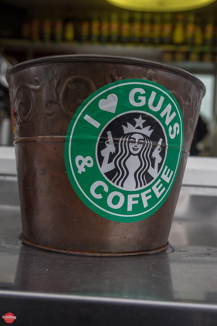 I Heart Guns & Coffee