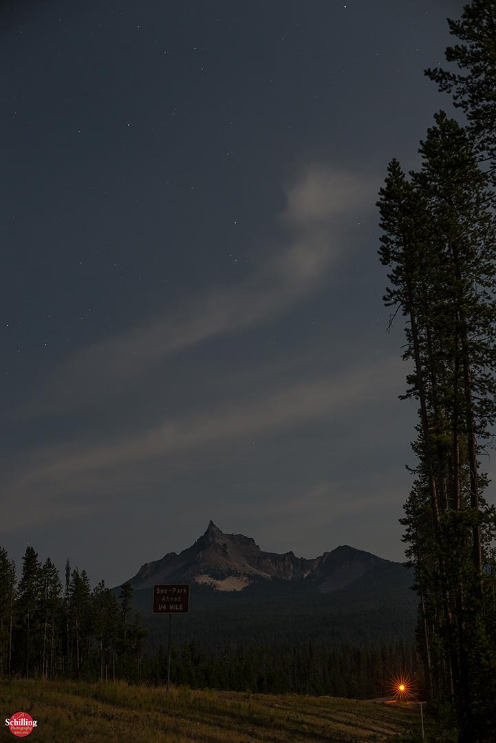 Thielsen, Smoke, Moonlight, & The Blinking Light