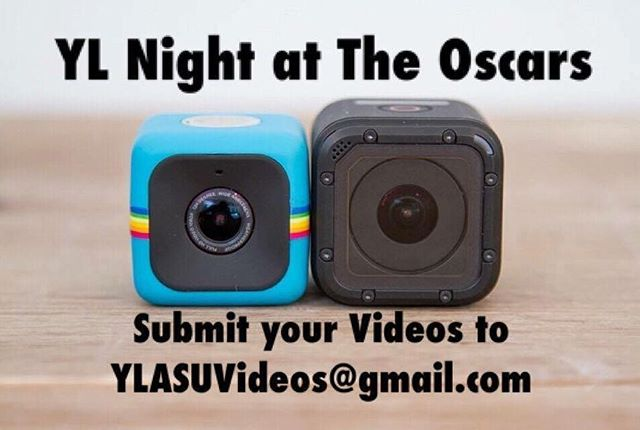Not too late to submit your submissions! 2016 YL Oscars!