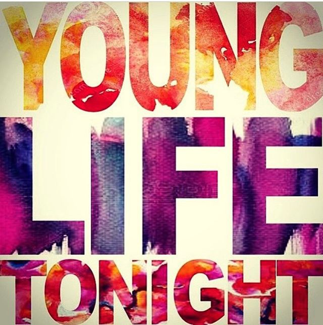 Large group tonight at 7 pm!! Come hang out, have some fun, and hear from the one and only JR Calton! ••4461 W. Yorkshire drive, Glendale, AZ 85308•• #younglifecollege #ylsummernights