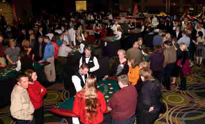 Corporate Casino Night