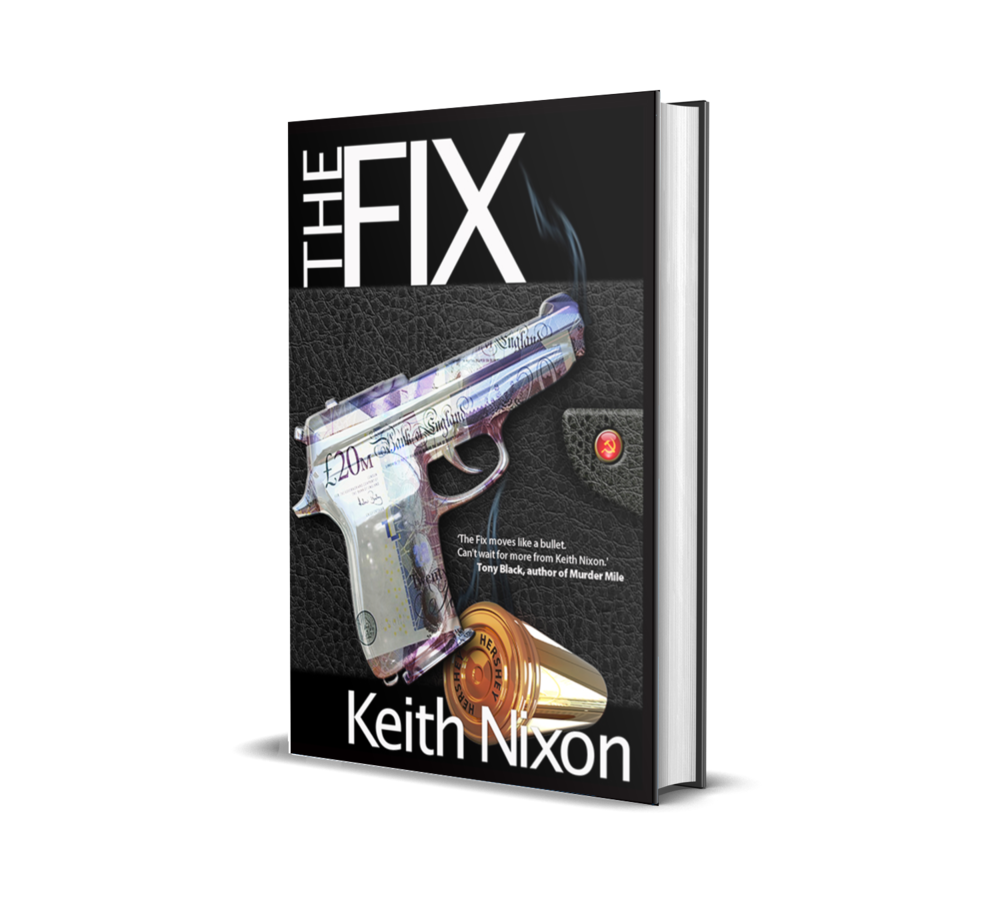 The Fix - 'I have to liken reading this novel to being a smoker - it leaves a dirty taste in your mouth but you JUST CAN'T STOP.' Lisa Hall, author of Between You and Me, Tell Me No Lies, The PartyMurder. Theft. Sociopaths. And Margate. Just another day in banking then...It's pre-crash 2007 and financial investment banker Josh Dedman's life is unravelling fast. He's fired after £20 million goes missing from the bank. His long-time girlfriend cheats on him, then dumps him. His only friends are a Russian tramp who claims to be ex-KGB and a really irritating bloke he's just met on the train. His waking hours are a nightmare and his dreams are haunted by a mystery blonde. And to cap it all, he lives in Margate.Just when Josh thinks things can't get any worse his sociopathic boss — Hershey Valentine — winds up murdered and he finds himself the number one suspect. As the net closes in Josh discovers that no one is quite what they seem, including him, and that sometimes help comes from the most unlikely sources...Part fiction, part lies (well, it is about banking) and excruciatingly funny, THE FIX pulls no punches when revealing the naked truth of a man living a life he loathes. This is a crime fiction novel with a difference...
