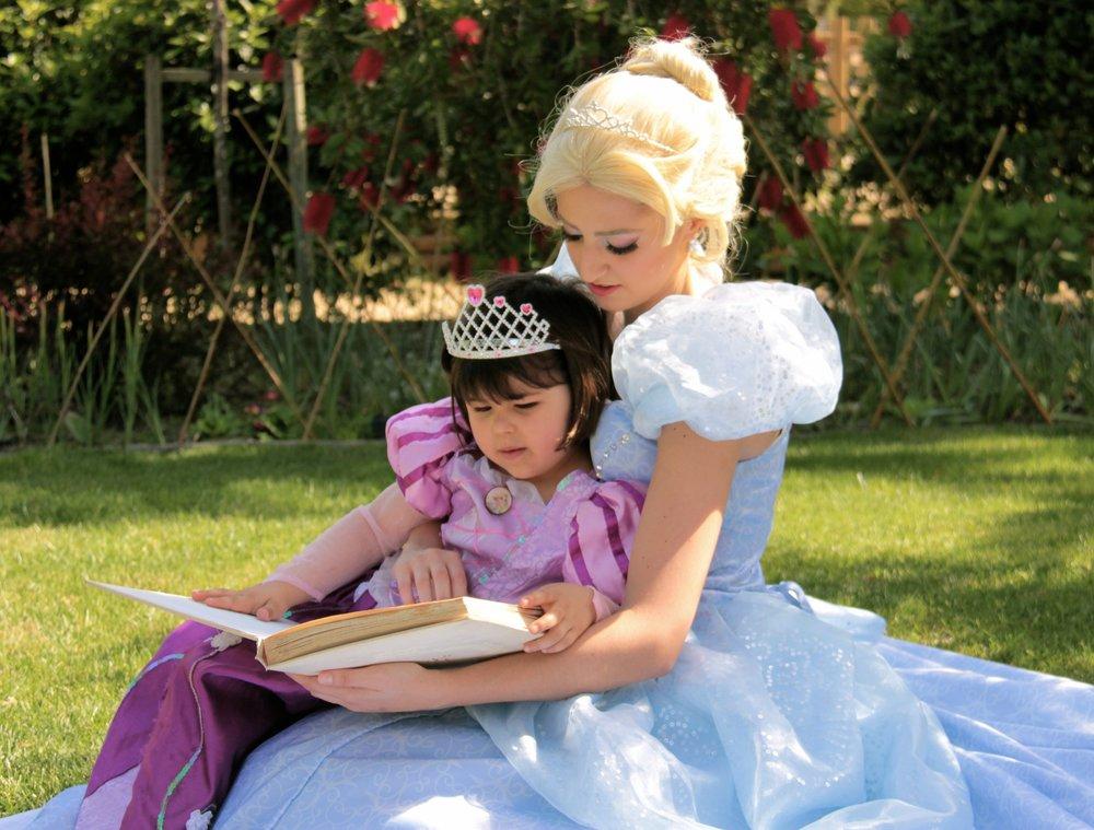 Storytelling with Cinderella
