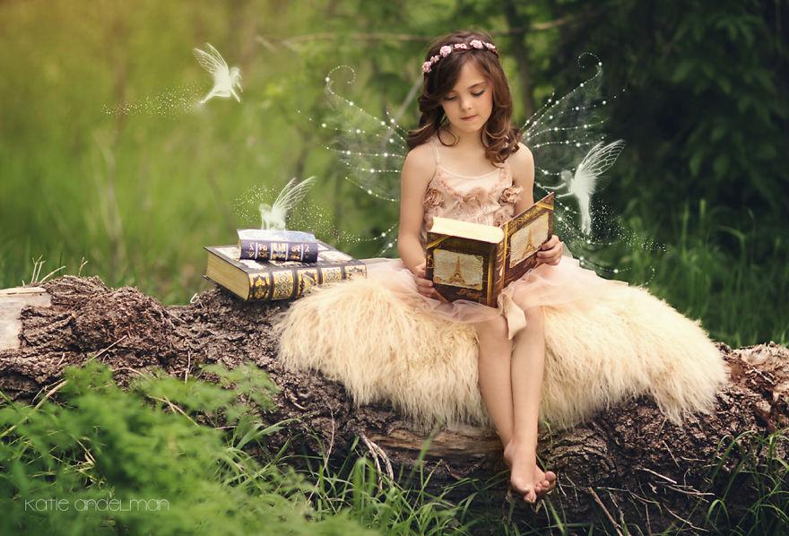 Little Fairy Princess Katie Andelman