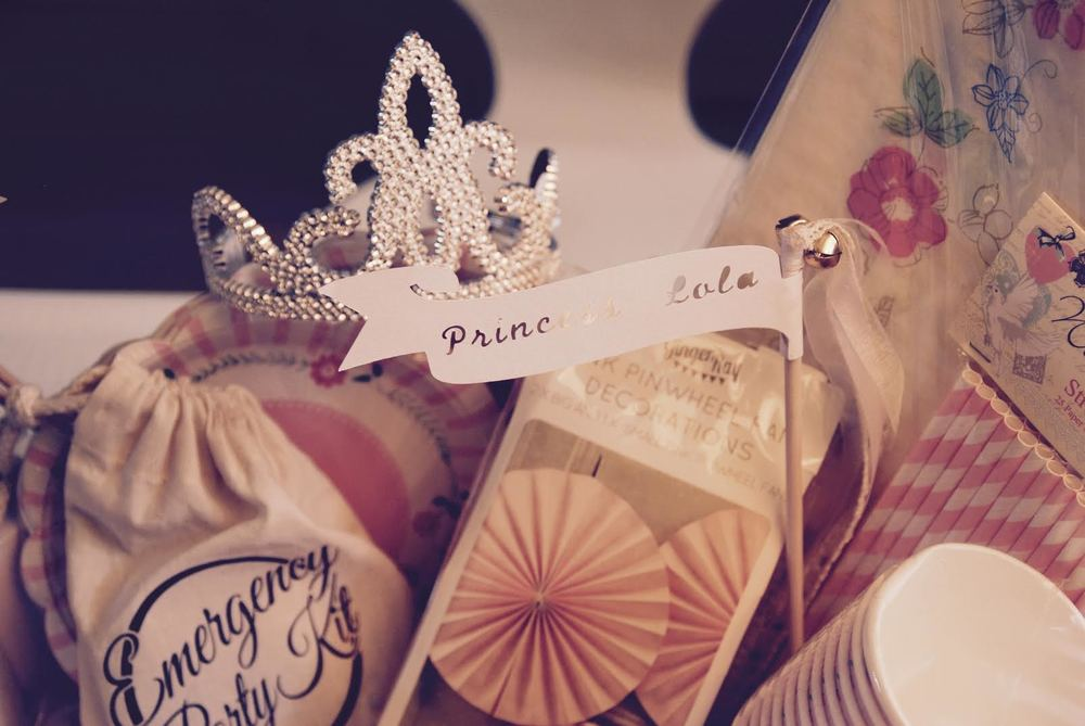 Princess decorations