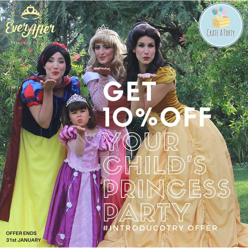 princess discount