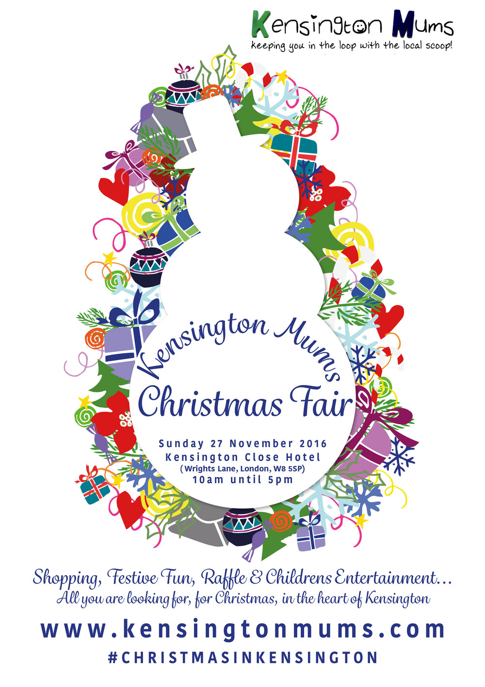Kensington Mums Christmas Fair