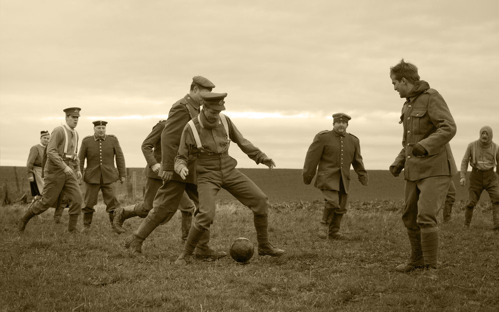 WW1 christmas football truce