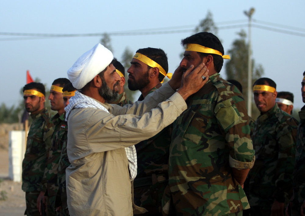 Shiaistan  What do Iraqi Shias want? Rare interview with members of Shia death squads.