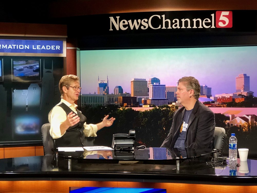 Morris Beegle joins Nick Beres and NewsChannel 5 Nashville on their MorningLine Talk Show ahead of the Southern Hemp Expo.