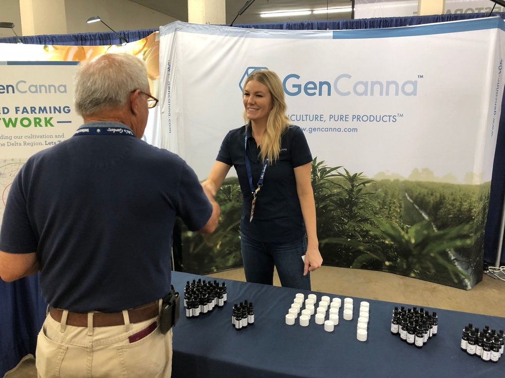 GenCanna, a sponsor of Southern Hemp Expo, specializes in hemp genetics and working with farmers in Kentucky to select and cultivate premium CBD hemp cultivars.