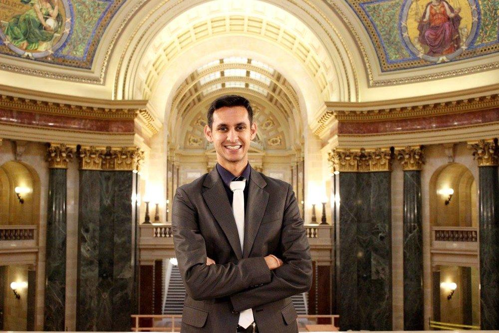 Ashish Yamdagni, DDCON Director