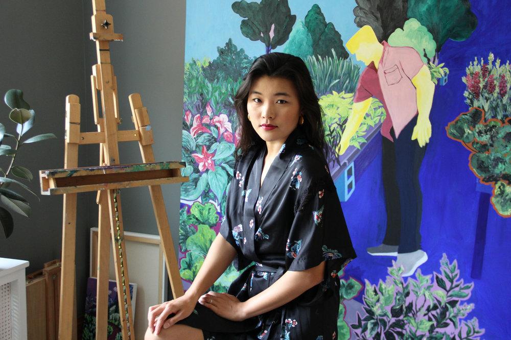 Diana Zeng_ALIVE Magazine