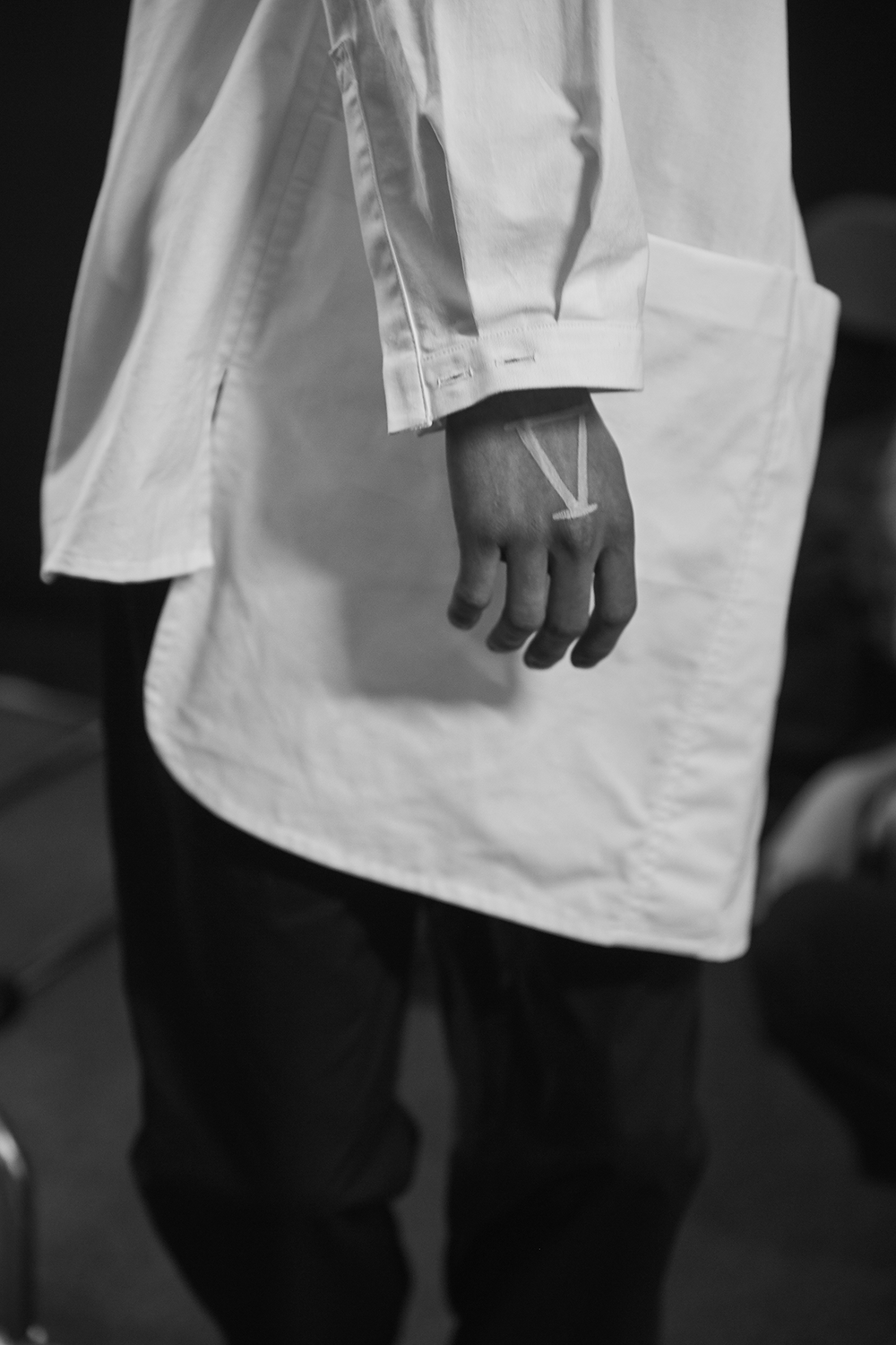 Phoebe English London Collections Men SS17 White.png