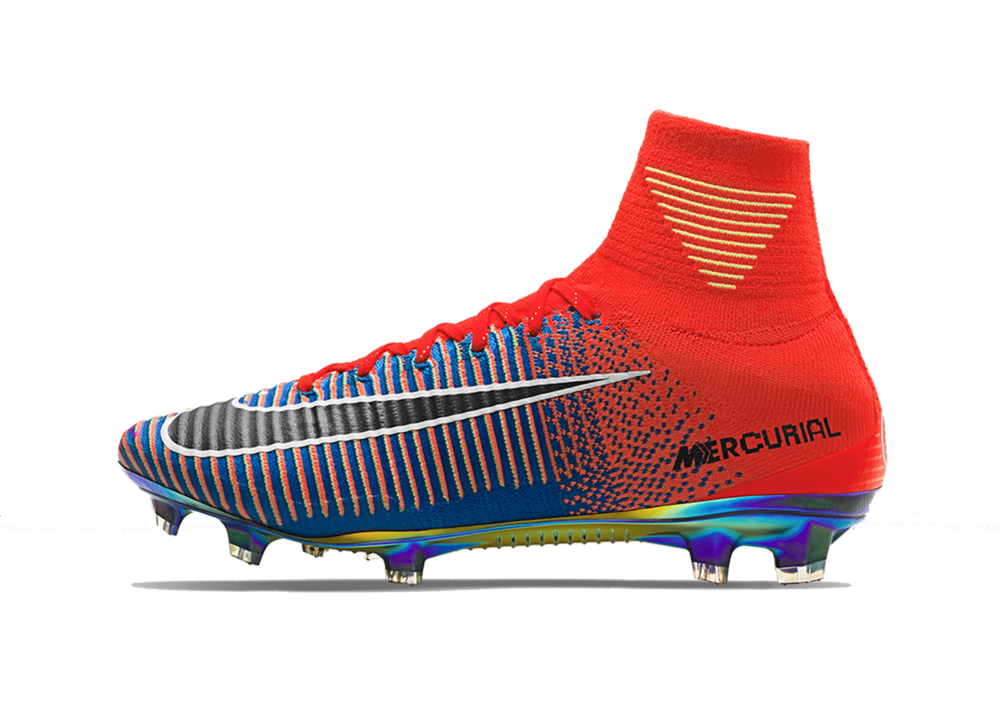 Nike Mercurial x EA Sports Limited Edition Boot pixelated 8bit design.png