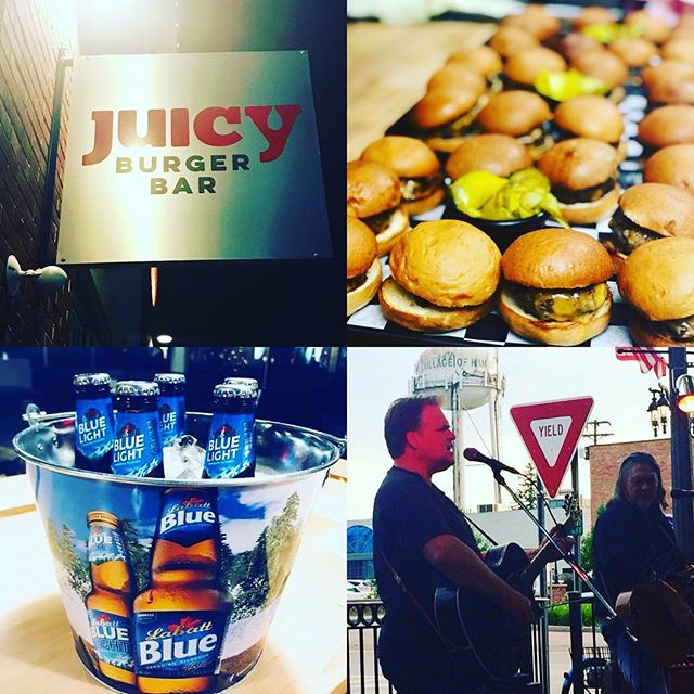 Burgerfest 2018 is right around the corner. This Saturday join us to celebrate our official THREE year anniversary!! Drink specials all day and Half a Heard starting at 8pm. #proud #juicycrew #localmusic #threeyearsago