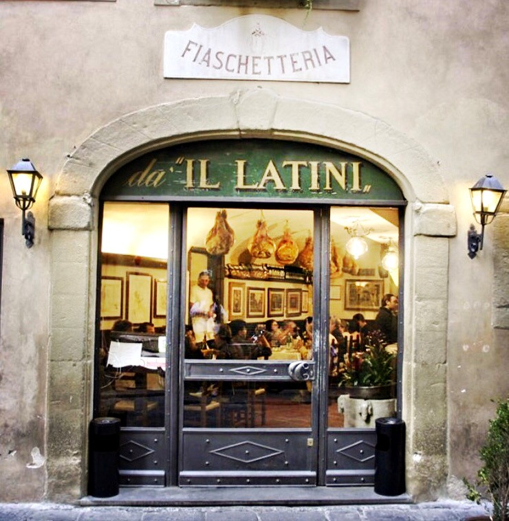 Il Latini in Florence, Italy