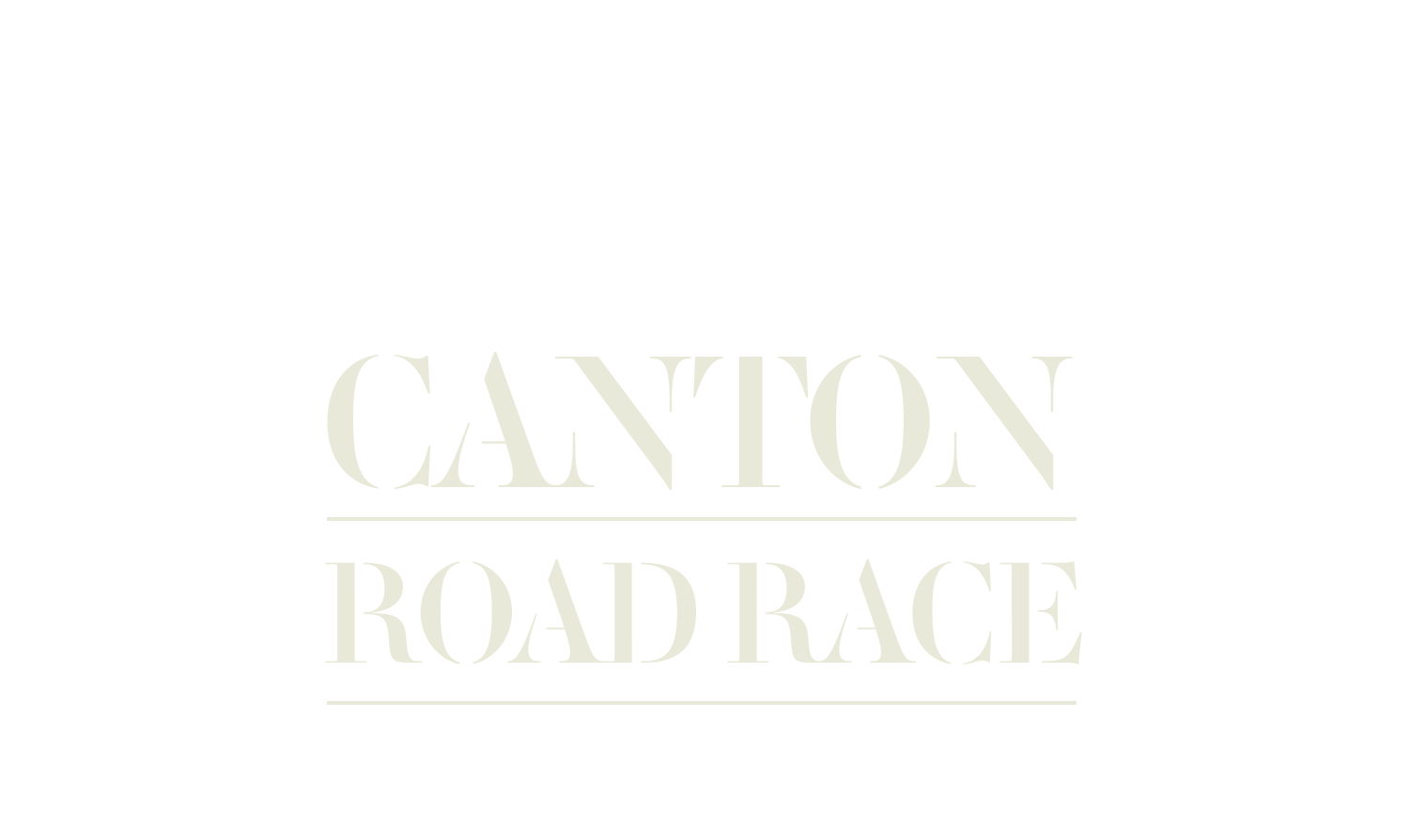 Canton Road Race