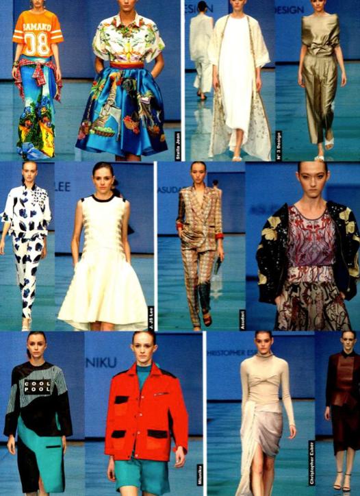 Vogue Italia - Feb 15