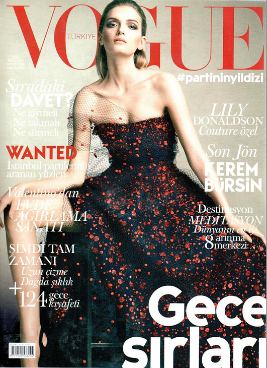 Vogue Turkey - March 15