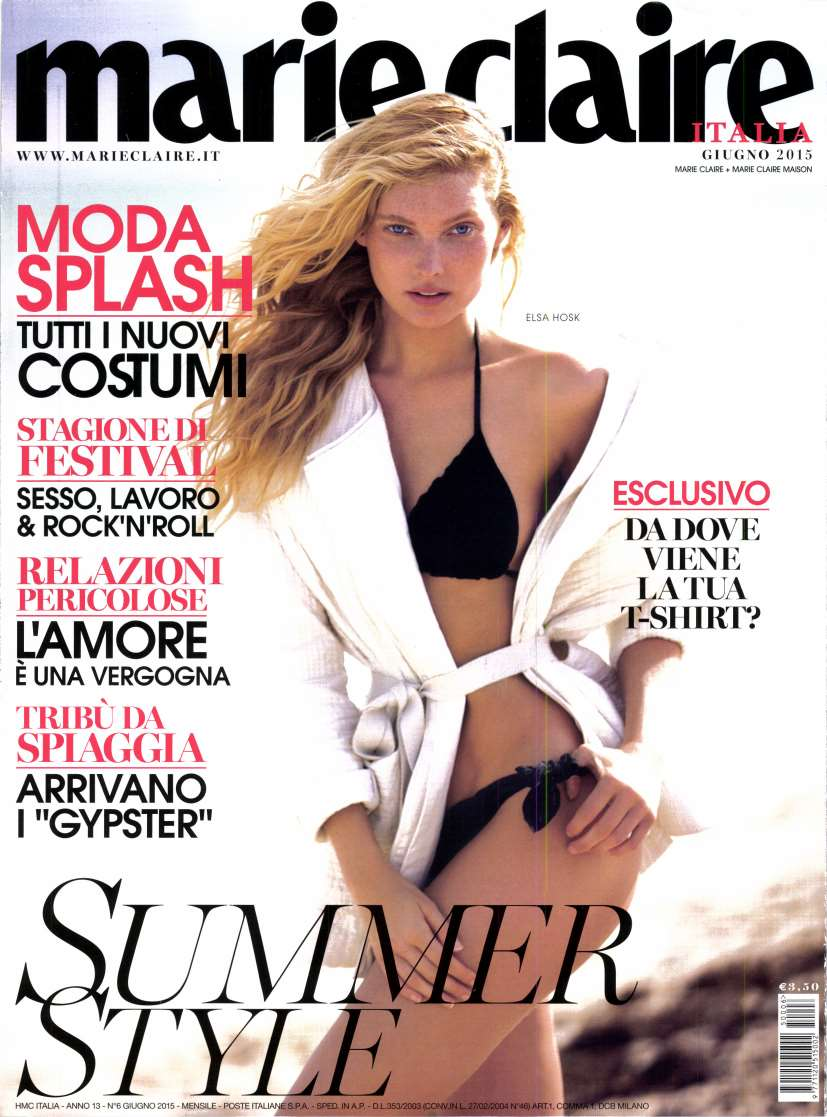 Marie Claire Italy - June 15
