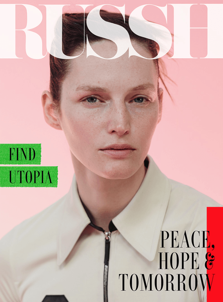 RUSSH Magazine - April 15