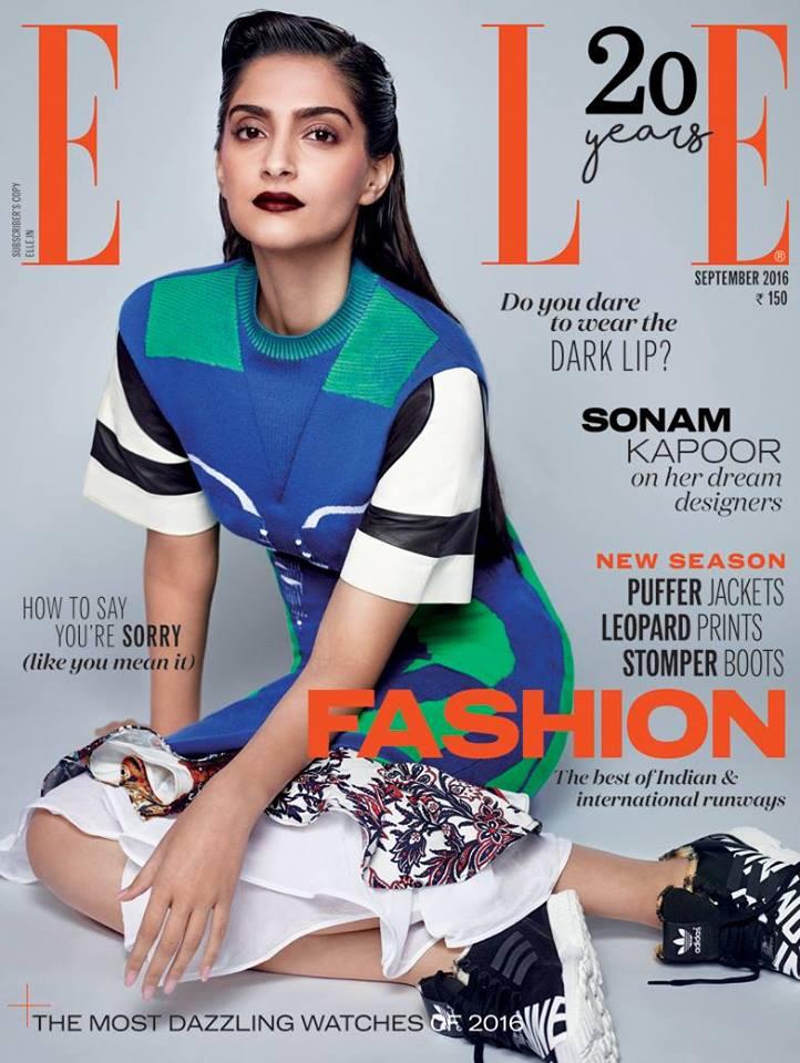 Elle India - September 2016